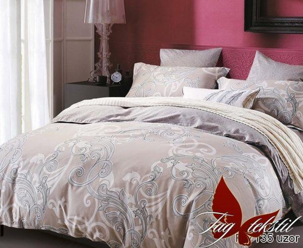 Комплект постельного белья R7135uzor  ПОСТЕЛЬНОЕ БЕЛЬЕ ТМ TAG > 2-спальные > Ренфорс