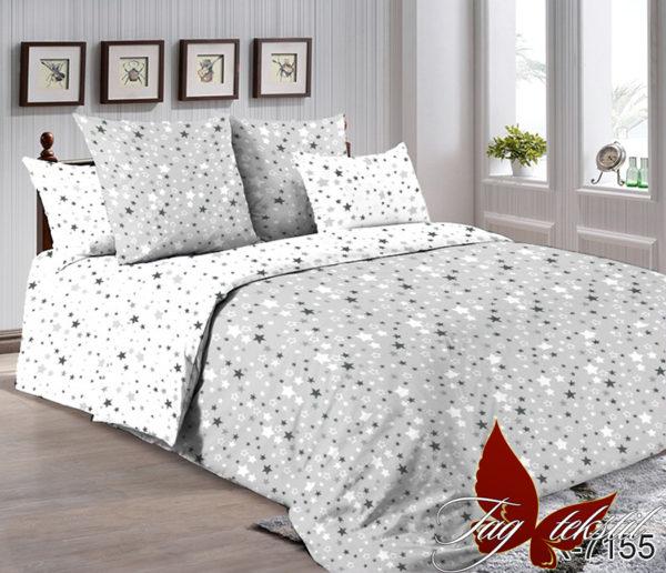 Комплект постельного белья с компаньоном R7155  ПОСТЕЛЬНОЕ БЕЛЬЕ ТМ TAG > 2-спальные > Ренфорс