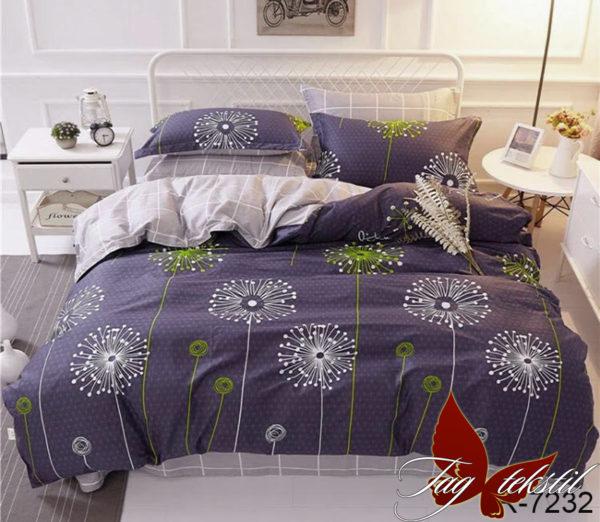 ККомплект постельного белья с компаньоном R7232  ПОСТЕЛЬНОЕ БЕЛЬЕ ТМ TAG > 2-спальные > Ренфорс