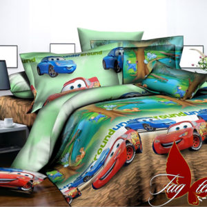 Комплект постельного белья R7294  ПОСТЕЛЬНОЕ БЕЛЬЕ И ТОВАРЫ ДЛЯ ДЕТЕЙ > 1.5-спальные