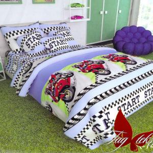 Комплект постельного белья R7408  ПОСТЕЛЬНОЕ БЕЛЬЕ И ТОВАРЫ ДЛЯ ДЕТЕЙ > 1.5-спальные