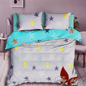 Комплект постельного белья с компаньоном R7459  ПОСТЕЛЬНОЕ БЕЛЬЕ ТМ TAG > 2-спальные > Ренфорс