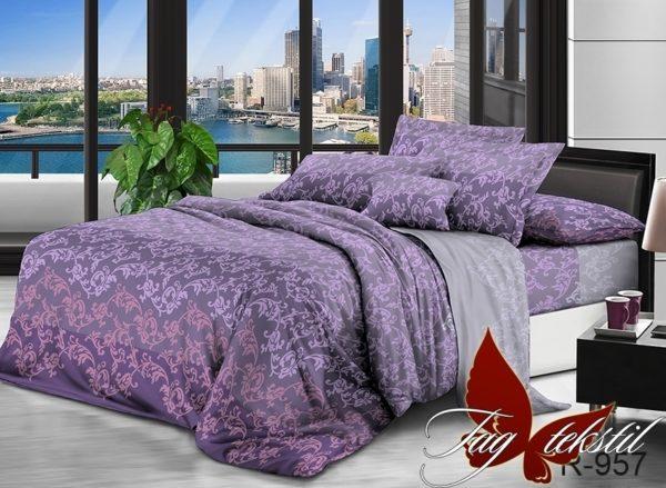 Комплект постельного белья R957  ПОСТЕЛЬНОЕ БЕЛЬЕ ТМ TAG > Семейные > Ренфорс
