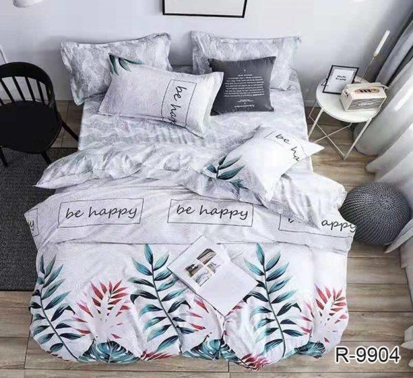 Комплект постельного белья с компаньоном R9904  ПОСТЕЛЬНОЕ БЕЛЬЕ ТМ TAG > 2-спальные > Ренфорс