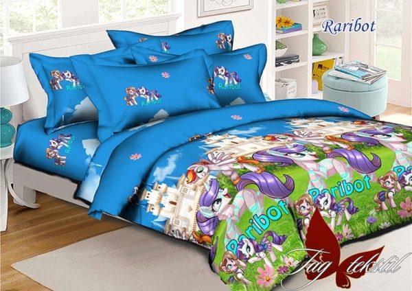 Комплект постельного белья Raribot  ПОСТЕЛЬНОЕ БЕЛЬЕ И ТОВАРЫ ДЛЯ ДЕТЕЙ > 1.5-спальные 160х220