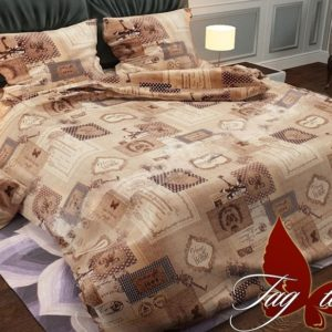 Комплект постельного белья RG2033  ПОСТЕЛЬНОЕ БЕЛЬЕ ТМ TAG > 2-спальные > Ренфорс