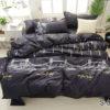 Комплект постельного белья с компаньоном S349  ПОСТЕЛЬНОЕ БЕЛЬЕ ТМ TAG > Евро maxi > Сатин люкс ТМ TAG