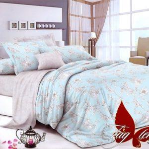 Комплект постельного белья с компаньоном S-134  ПОСТЕЛЬНОЕ БЕЛЬЕ ТМ TAG > 1.5-спальные > Сатин люкс ТМ TAG