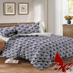 Комплект постельного белья с компаньоном S-141  ПОСТЕЛЬНОЕ БЕЛЬЕ ТМ TAG > Семейные > Сатин люкс ТМ TAG