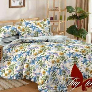 Комплект постельного белья с компаньоном S170  ПОСТЕЛЬНОЕ БЕЛЬЕ ТМ TAG > 2-спальные > Сатин люкс ТМ TAG