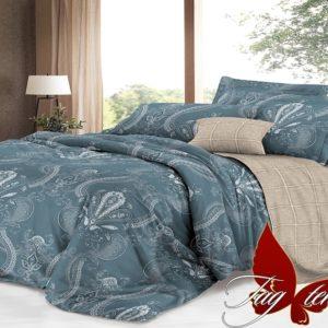 Комплект постельного белья с компаньоном S182  ПОСТЕЛЬНОЕ БЕЛЬЕ ТМ TAG > 2-спальные > Сатин люкс ТМ TAG