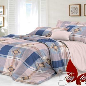 Комплект постельного белья с компаньоном S190  ПОСТЕЛЬНОЕ БЕЛЬЕ ТМ TAG > Евро > Сатин люкс ТМ TAG