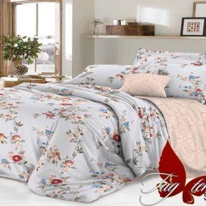 Комплект постельного белья с компаньоном S192  ПОСТЕЛЬНОЕ БЕЛЬЕ ТМ TAG > 1.5-спальные > Сатин люкс ТМ TAG
