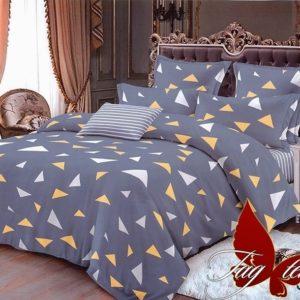 Комплект постельного белья с компаньоном S239  ПОСТЕЛЬНОЕ БЕЛЬЕ ТМ TAG > Семейные > Сатин люкс ТМ TAG