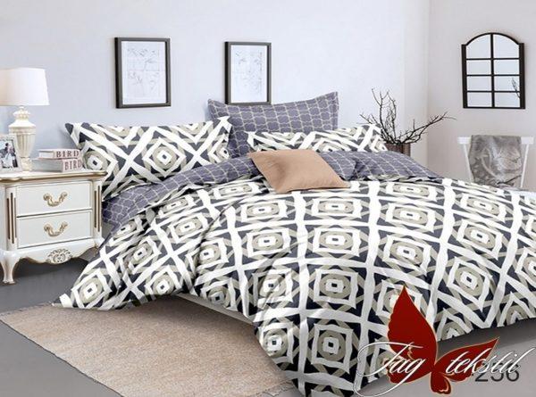 Комплект постельного белья с компаньоном S256  ПОСТЕЛЬНОЕ БЕЛЬЕ ТМ TAG > Семейные > Сатин люкс ТМ TAG