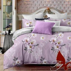 Комплект постельного белья с компаньоном S264  ПОСТЕЛЬНОЕ БЕЛЬЕ ТМ TAG > Евро > Сатин люкс ТМ TAG