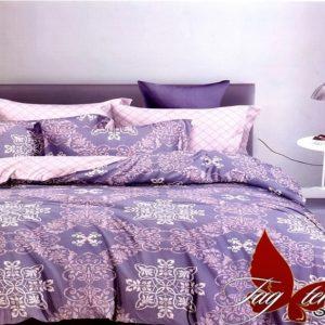 Комплект постельного белья с компаньоном S265  ПОСТЕЛЬНОЕ БЕЛЬЕ ТМ TAG > 1.5-спальные > Сатин люкс ТМ TAG