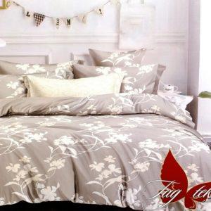Комплект постельного белья с компаньоном S266  ПОСТЕЛЬНОЕ БЕЛЬЕ ТМ TAG > 1.5-спальные > Сатин люкс ТМ TAG