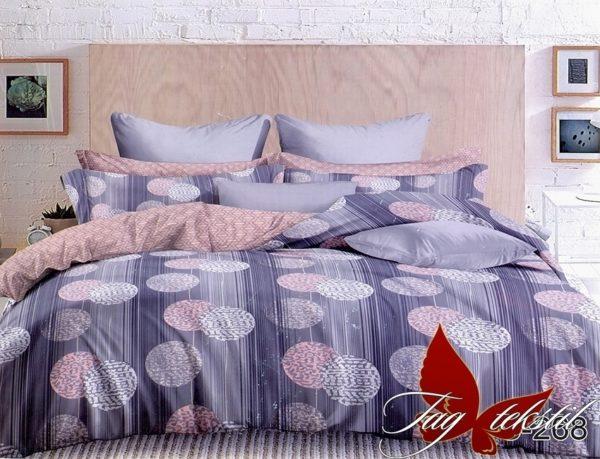 Комплект постельного белья с компаньоном S268  ПОСТЕЛЬНОЕ БЕЛЬЕ ТМ TAG > 1.5-спальные > Сатин люкс ТМ TAG