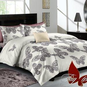 Комплект постельного белья с компаньоном S274  ПОСТЕЛЬНОЕ БЕЛЬЕ ТМ TAG > 1.5-спальные > Сатин люкс ТМ TAG