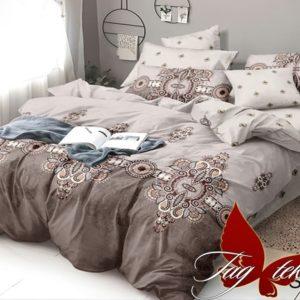 Комплект постельного белья с компаньоном S278  ПОСТЕЛЬНОЕ БЕЛЬЕ ТМ TAG > Евро > Сатин люкс ТМ TAG
