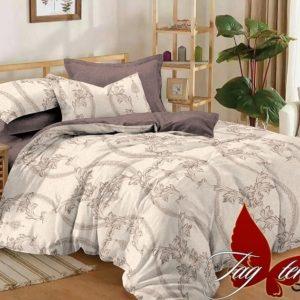 Комплект постельного белья с компаньоном S294  ПОСТЕЛЬНОЕ БЕЛЬЕ ТМ TAG > 1.5-спальные > Сатин люкс ТМ TAG