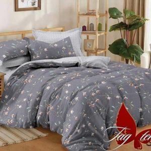 Комплект постельного белья с компаньоном S295  ПОСТЕЛЬНОЕ БЕЛЬЕ ТМ TAG > 1.5-спальные > Сатин люкс ТМ TAG