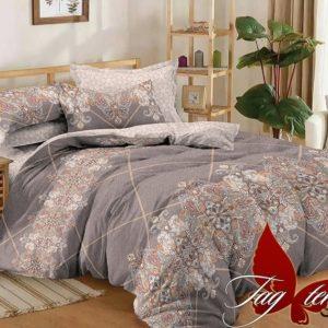 Комплект постельного белья с компаньоном S299  ПОСТЕЛЬНОЕ БЕЛЬЕ ТМ TAG > 1.5-спальные > Сатин люкс ТМ TAG