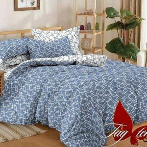 Комплект постельного белья с компаньоном S302  ПОСТЕЛЬНОЕ БЕЛЬЕ ТМ TAG > Семейные > Сатин люкс ТМ TAG