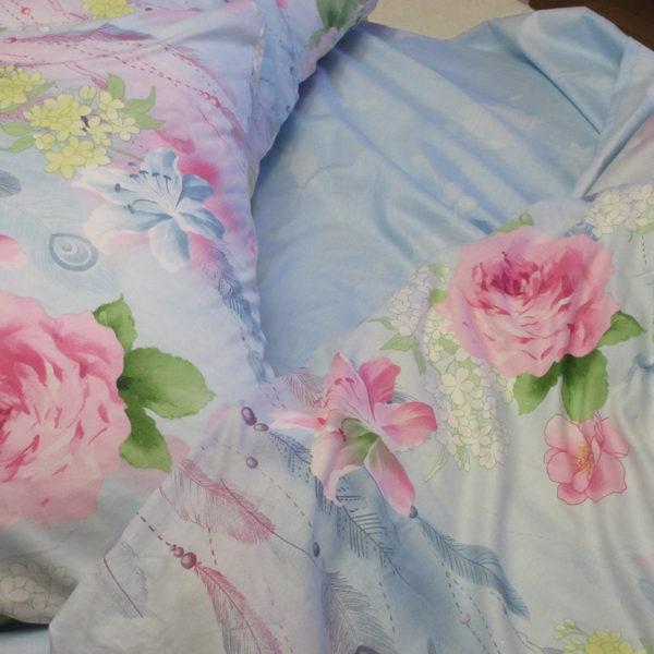 Комплект постельного белья с компаньоном S312 1 Постельный комплект