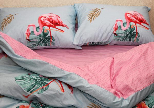 Комплект постельного белья с компаньоном S315 1 Постельный комплект