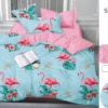 Комплект постельного белья с компаньоном S315  ПОСТЕЛЬНОЕ БЕЛЬЕ ТМ TAG > 1.5-спальные > Сатин люкс ТМ TAG
