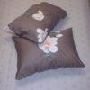 Комплект постельного белья с компаньоном S331 8 Постельный комплект