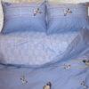 Комплект постельного белья с компаньоном S334 8 Постельный комплект