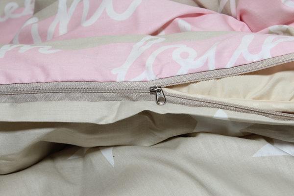 Комплект постельного белья с компаньоном S343 3 Постельный комплект