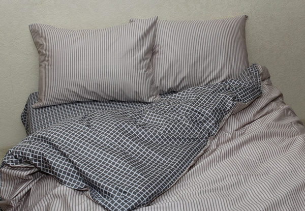 Комплект постельного белья с компаньоном S344 1 Постельный комплект