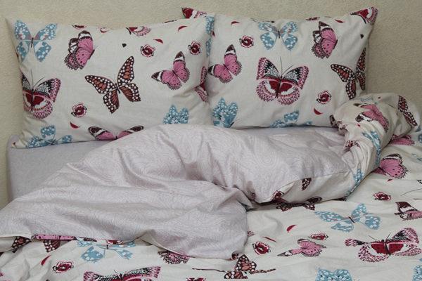 Комплект постельного белья с компаньоном S346 1 Постельный комплект