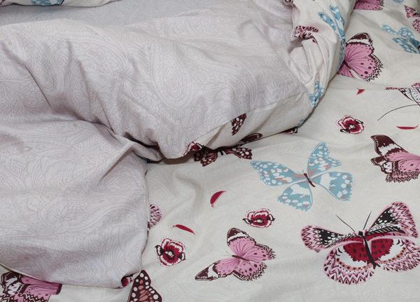 Комплект постельного белья с компаньоном S346 2 Постельный комплект