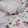 Комплект постельного белья с компаньоном S346 8 Постельный комплект