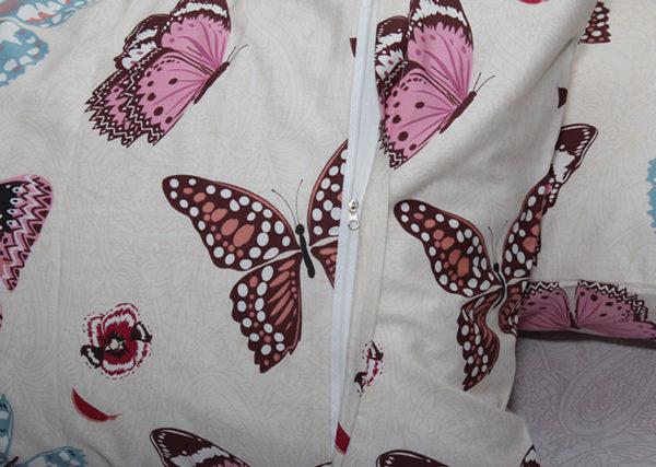 Комплект постельного белья с компаньоном S346 6 Постельный комплект