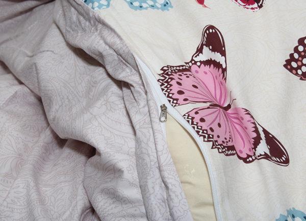 Комплект постельного белья с компаньоном S346 3 Постельный комплект