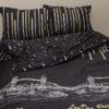 Комплект постельного белья с компаньоном S349 7 Постельный комплект