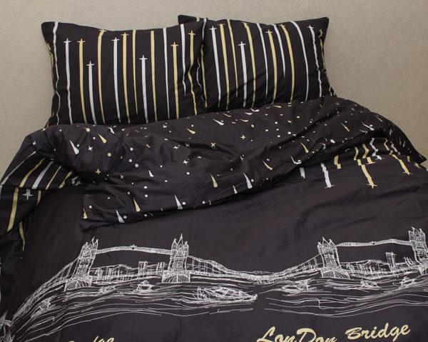 Комплект постельного белья с компаньоном S349 1 Постельный комплект