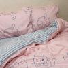 Комплект постельного белья с компаньоном S351 6 Постельный комплект