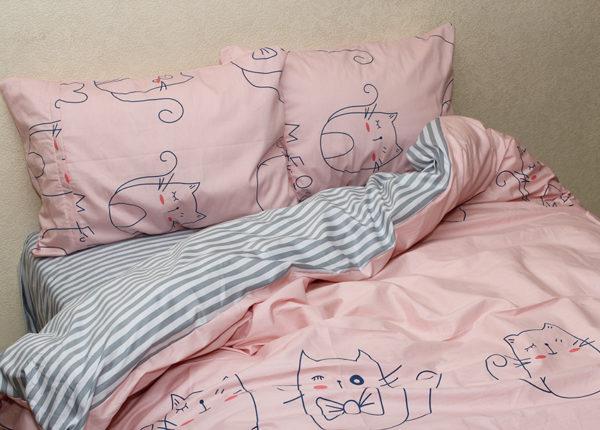Комплект постельного белья с компаньоном S351 1 Постельный комплект