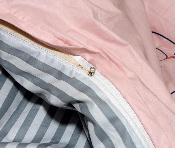Комплект постельного белья с компаньоном S351 3 Постельный комплект