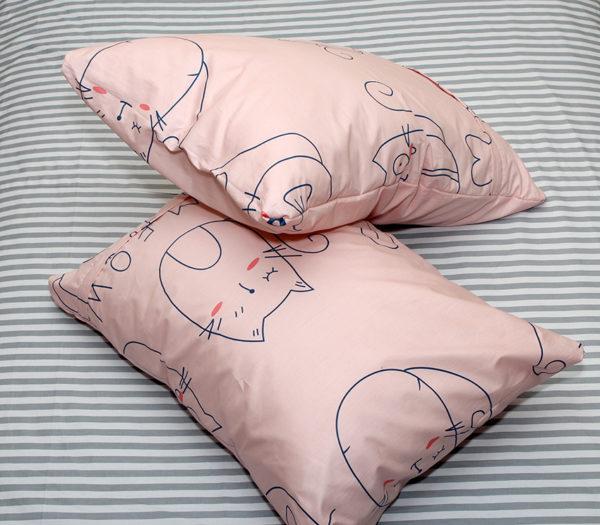 Комплект постельного белья с компаньоном S351 4 Постельный комплект