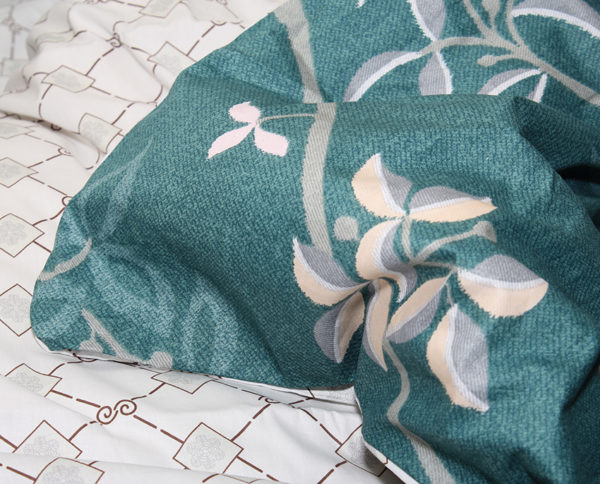 Комплект постельного белья с компаньоном S352 2 Постельный комплект