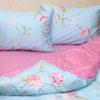 Комплект постельного белья с компаньоном S356 6 Постельный комплект