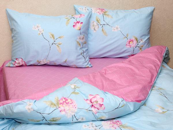 Комплект постельного белья с компаньоном S356 1 Постельный комплект